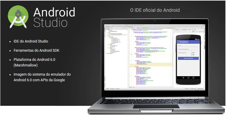 Como instalar os requisitos para criar um aplicativo android
