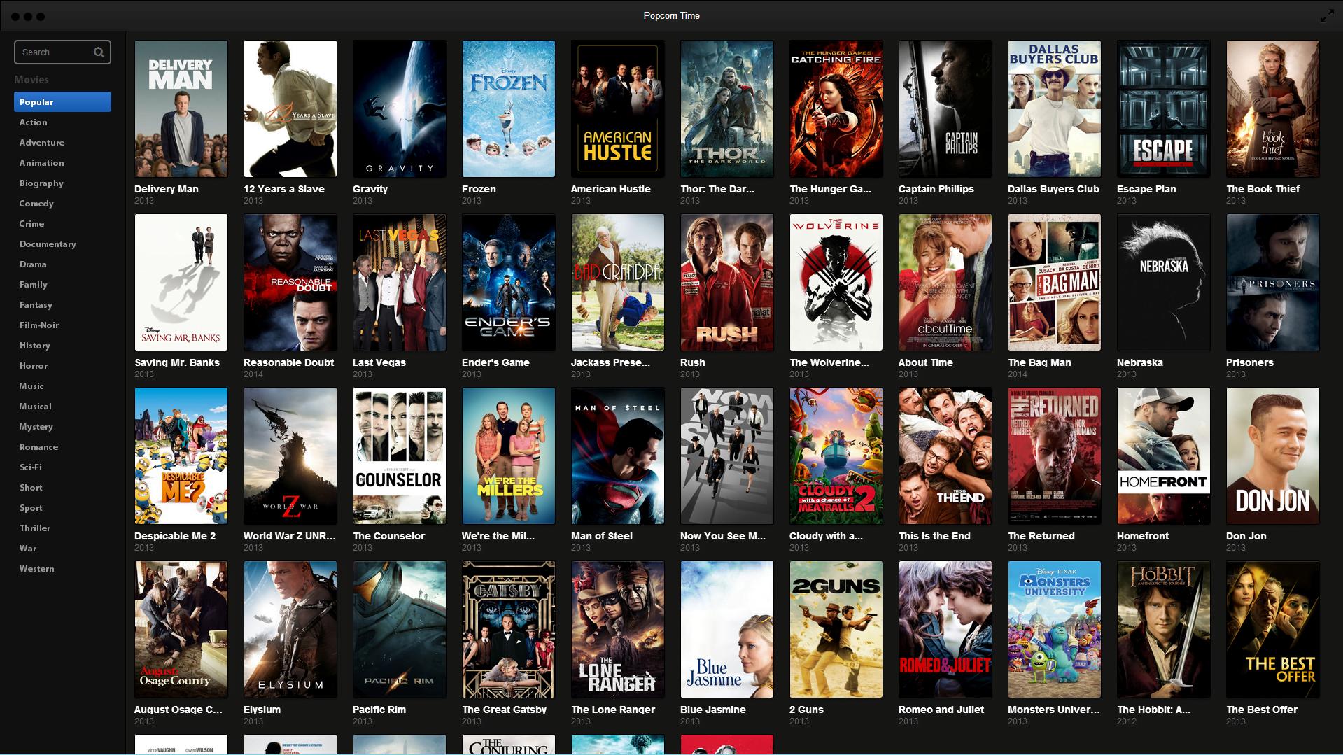 Como assistir filmes online?