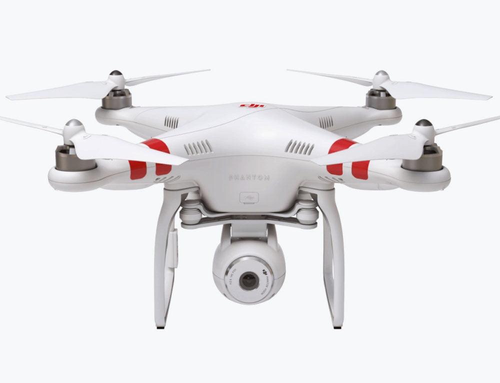Automatização de serviços utilizando drones