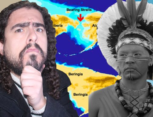 De onde vieram os Índios?