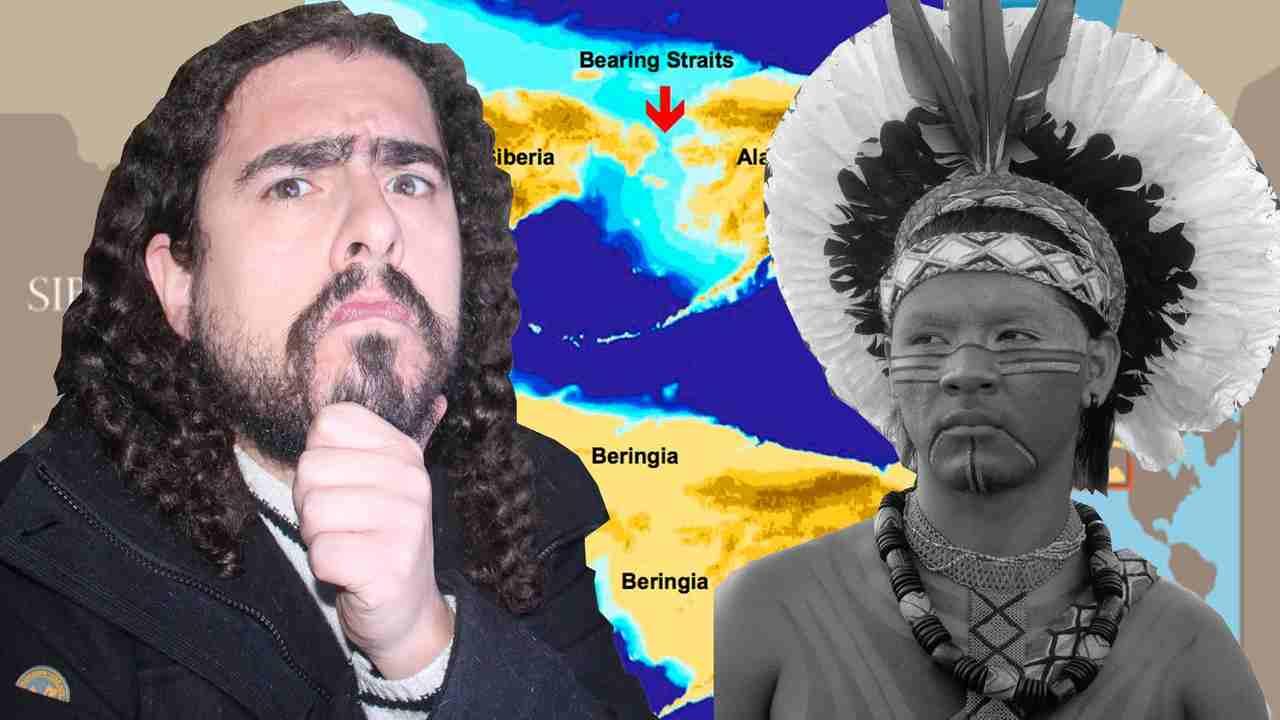 Índios de onde vieram?