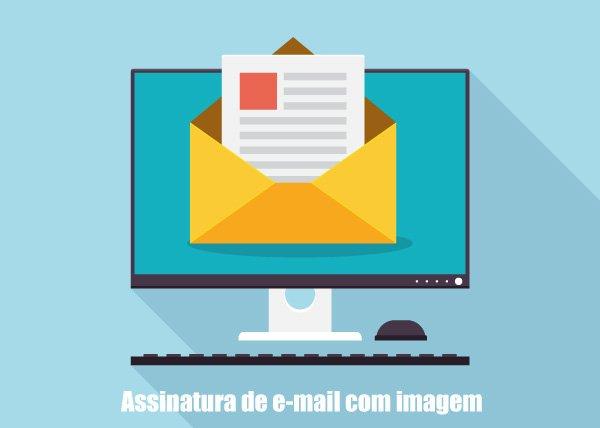 Como criar uma assinatura de e-mail com imagem