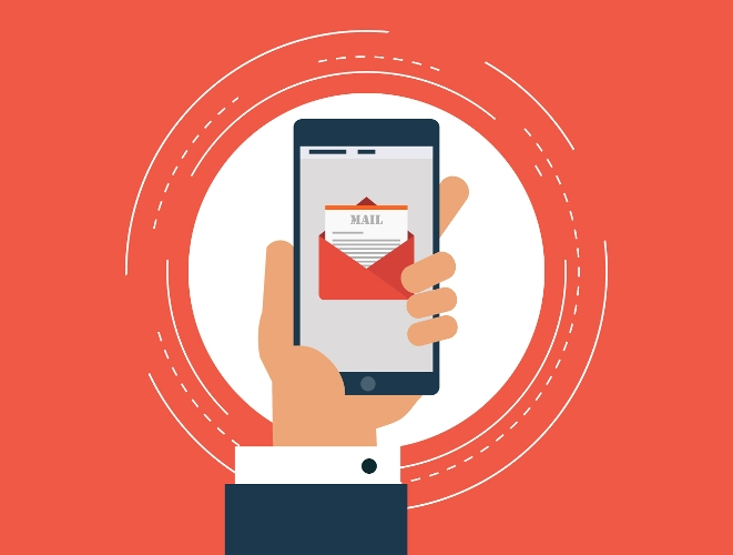 Como configurar email no android
