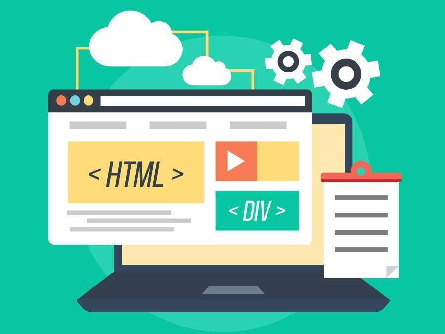 Como criar uma página em HTML e subir via cPanel
