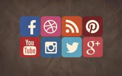 Como adicionar ícones extras de redes sociais no topo e rodapé com Divi