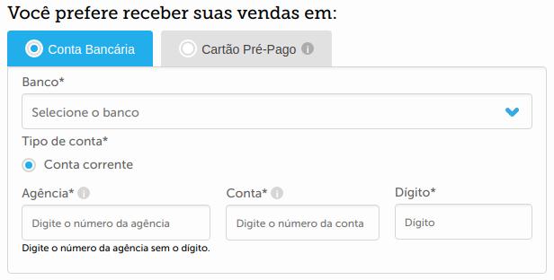Checkout Cielo para Brasileiros