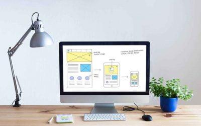 Layout do site: como o design influencia na atração de visitantes