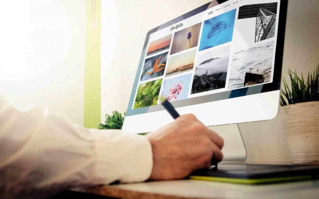 Qual é a melhor alternativa para criar um portfólio online?