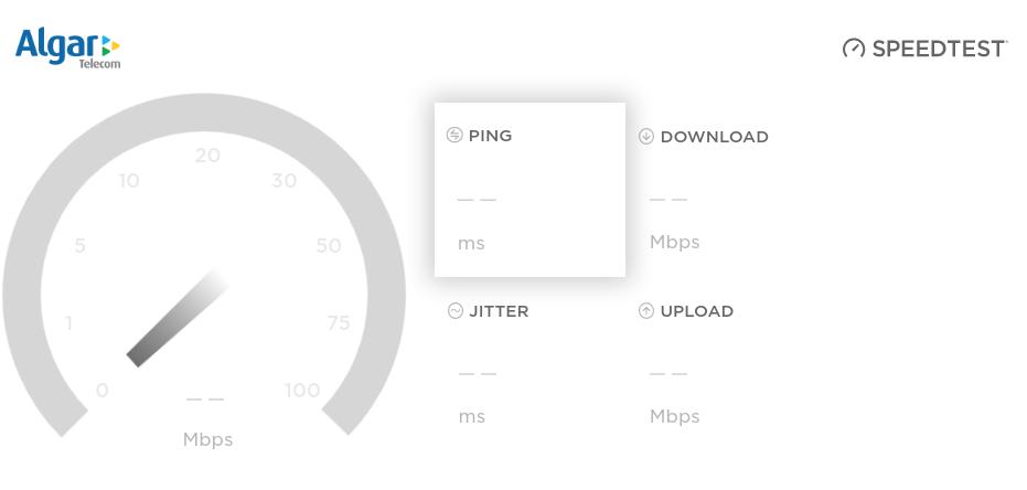 Como medir a velocidade da Internet? Qual minha taxa de upload e download?