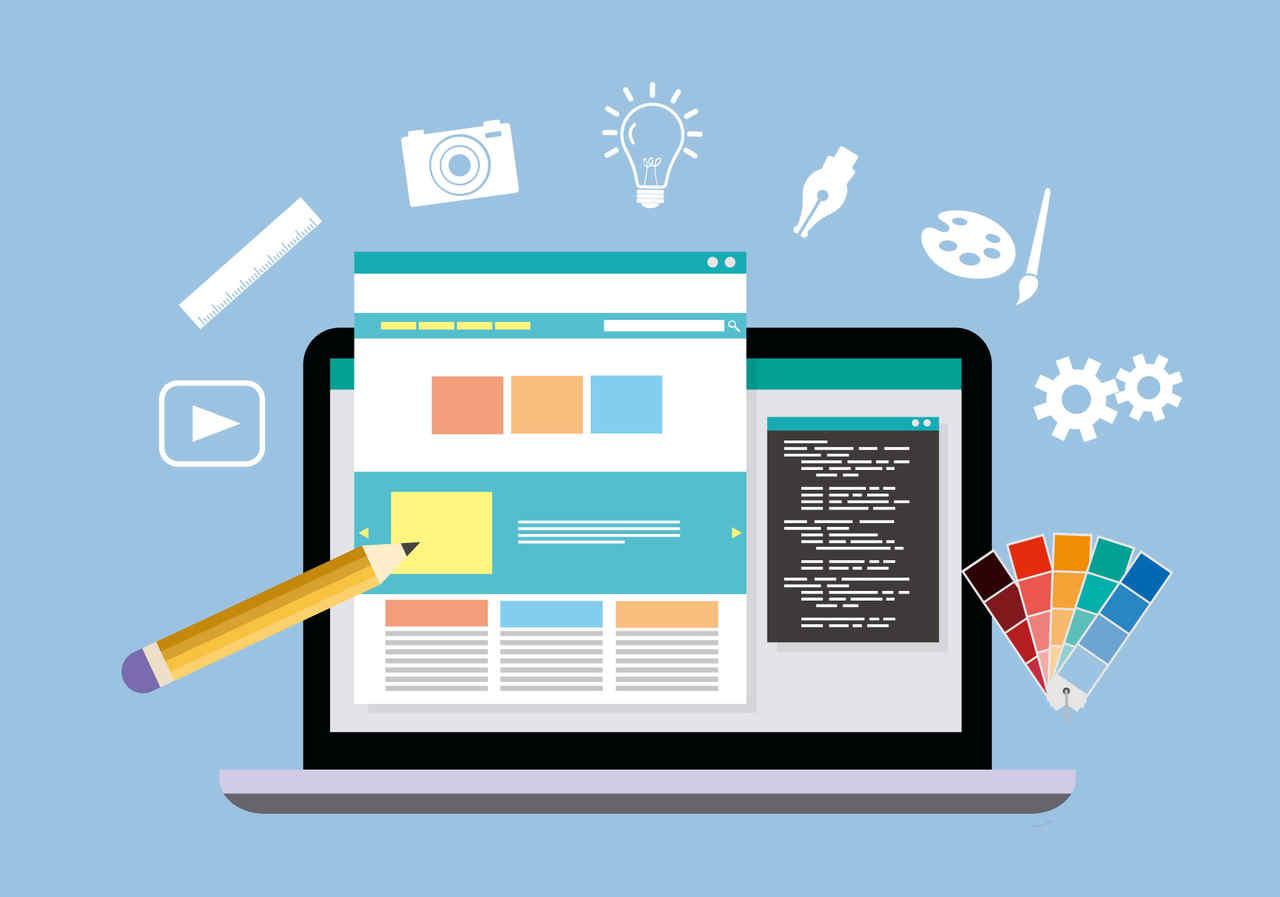 Como planejar um site
