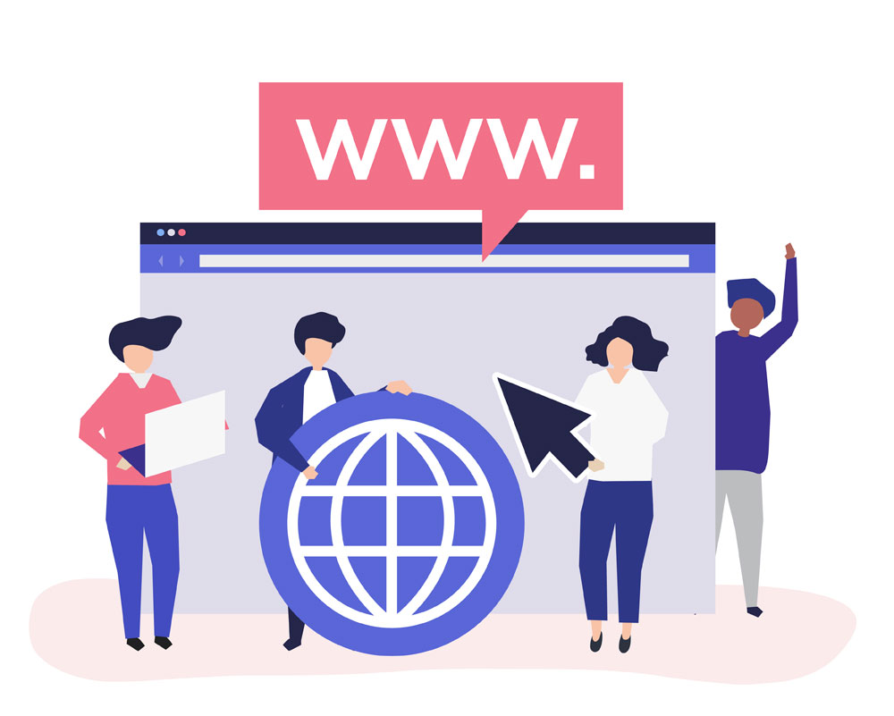 registrar domínio wordpress
