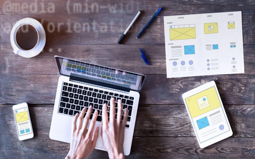 Saiba o que é site one page e as suas vantagens para o seu negócio