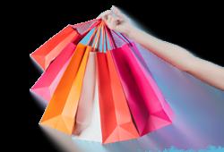 loja virtual sacolas