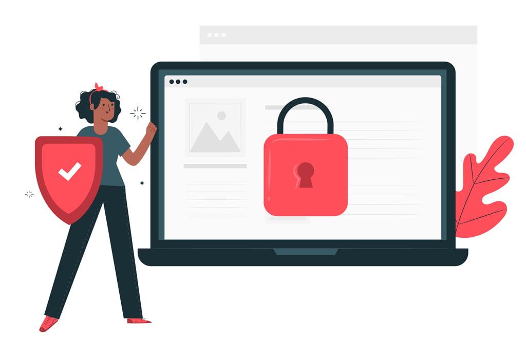 Segurança para sites