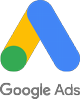 Logo do google adwords