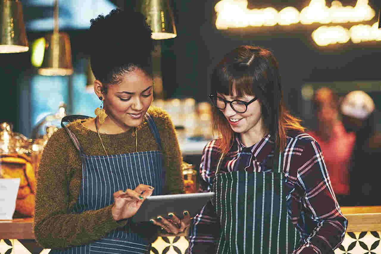 Como criar site para restaurante