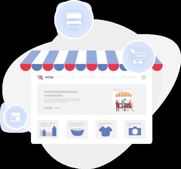 Como criar site com o WC Marketplace