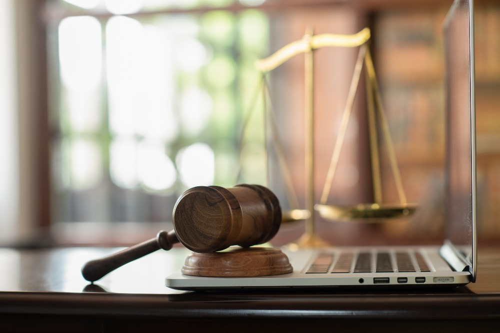 Como criar site para advogado