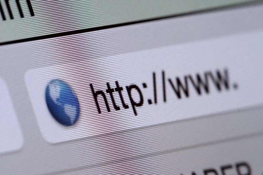 Como criar site com domínio próprio