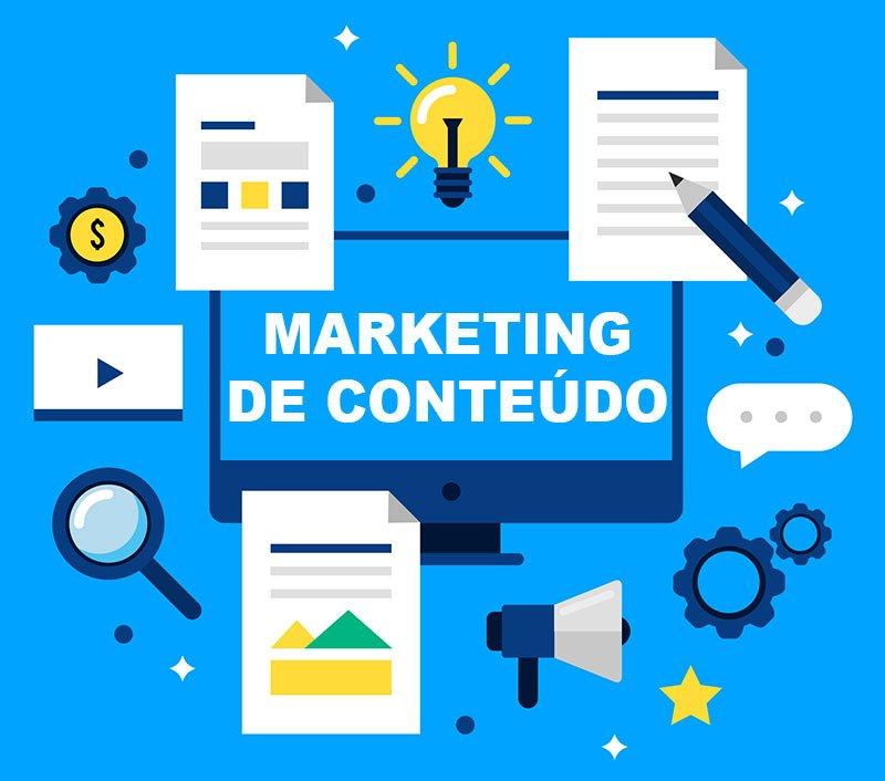 Marketing de Conteúdo - Inbound Marketing