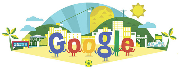 Doodle Copa do Mundo de 2014