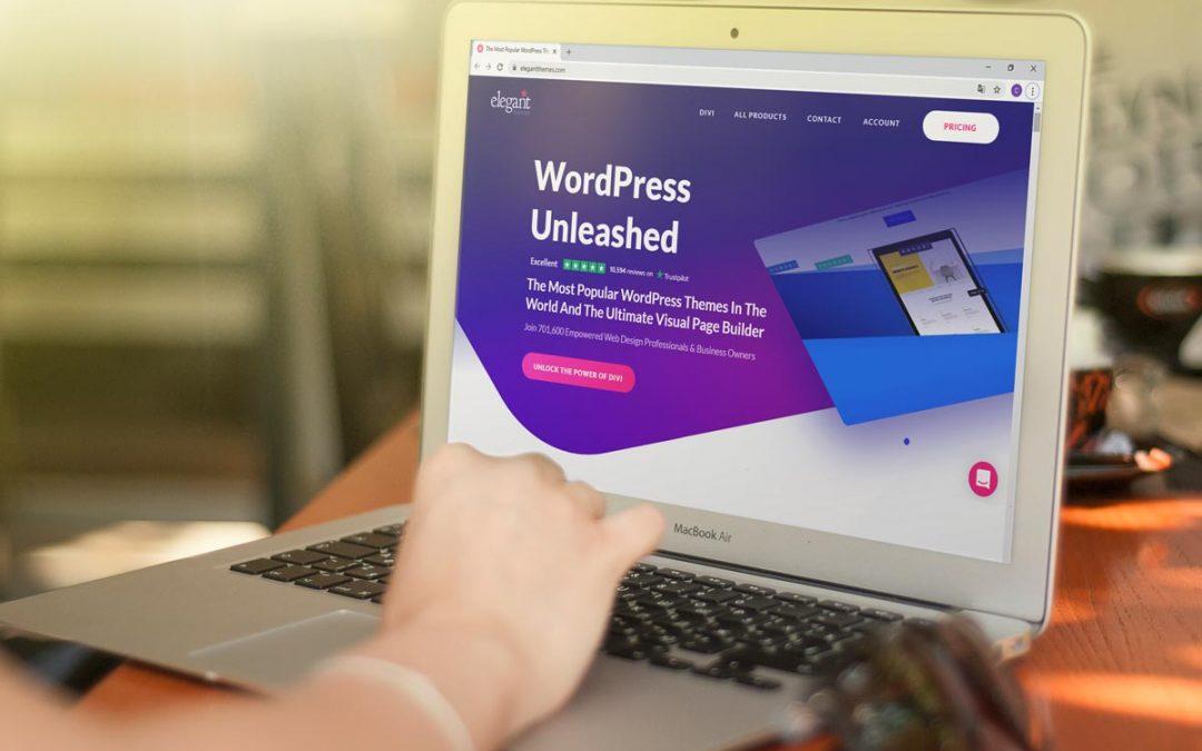 Elegant Themes: o melhor criador de sites e temas WordPress