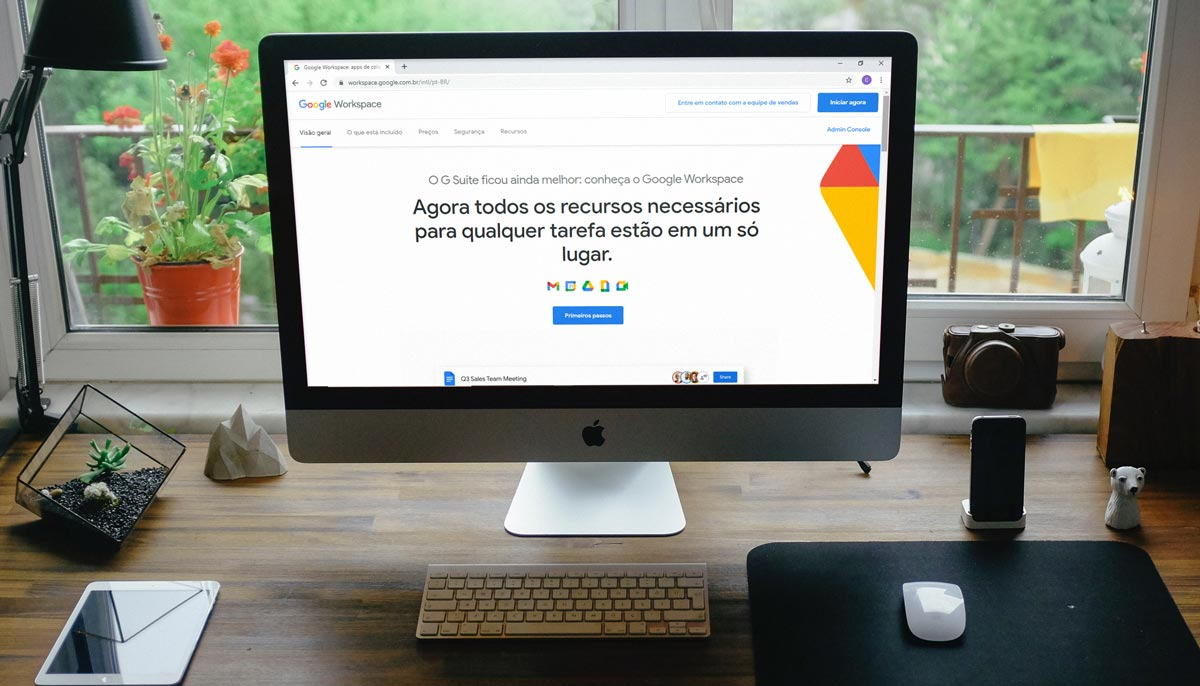 Google Workspace: a evolução do G Suite