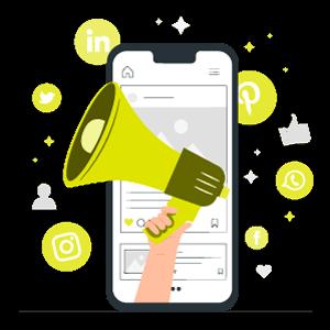 contratar gestão de redes sociais