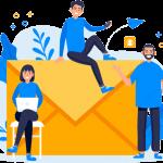 Contas de e-mail