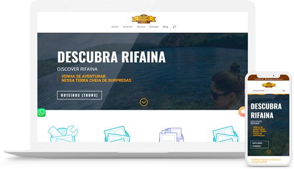 Site Turismo Rifaina