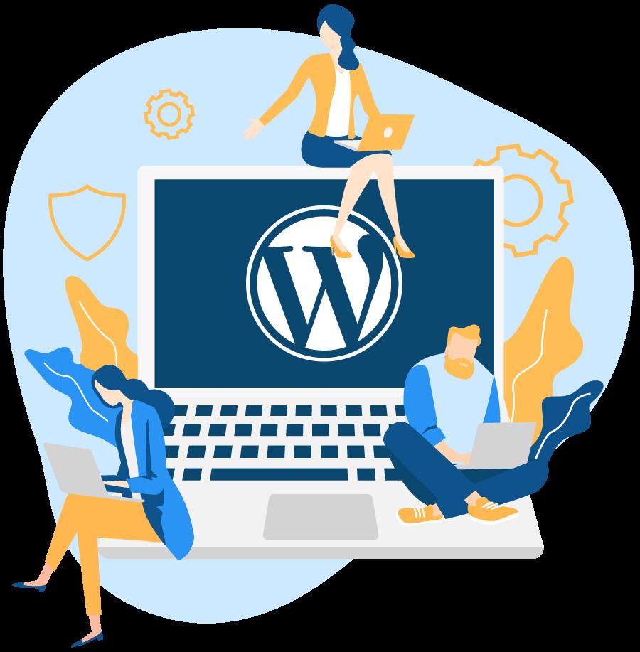 Treinamento e Manutenção de site WordPress