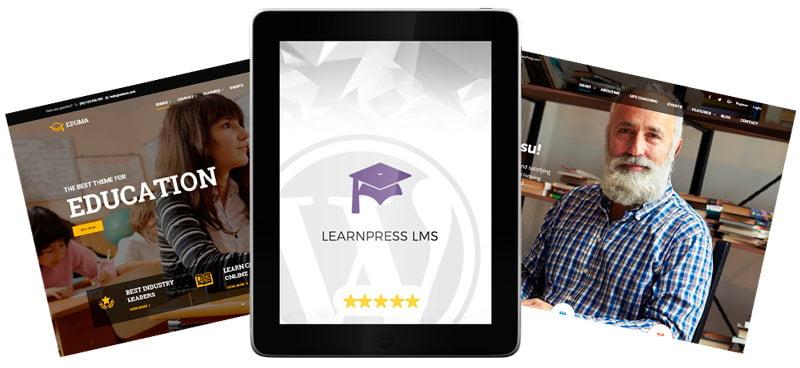 Plugin LearnPress WordPress