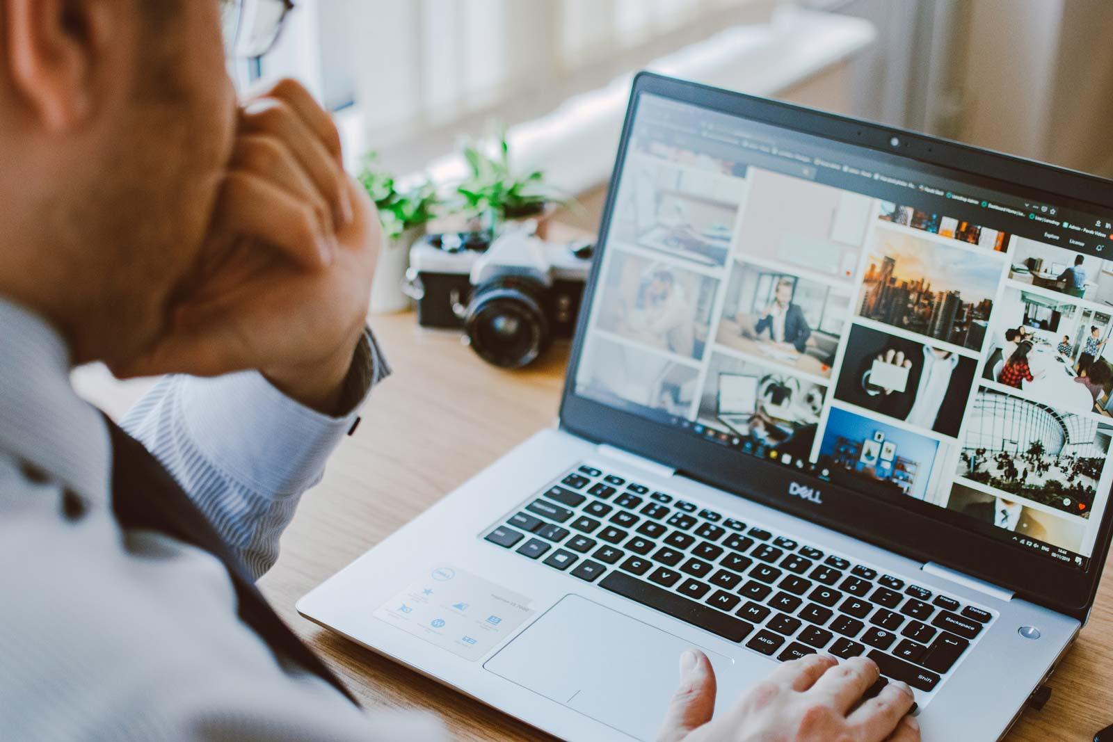 Como fazer um site profissional