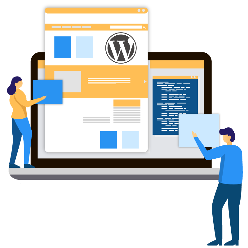 Especialistas em WordPress