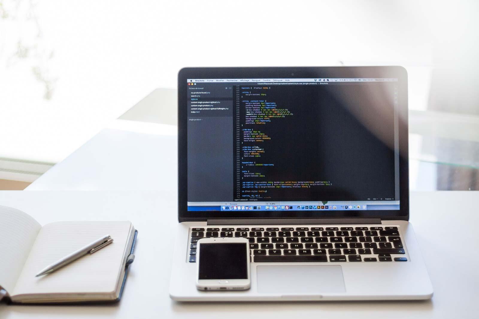 Página em HTML