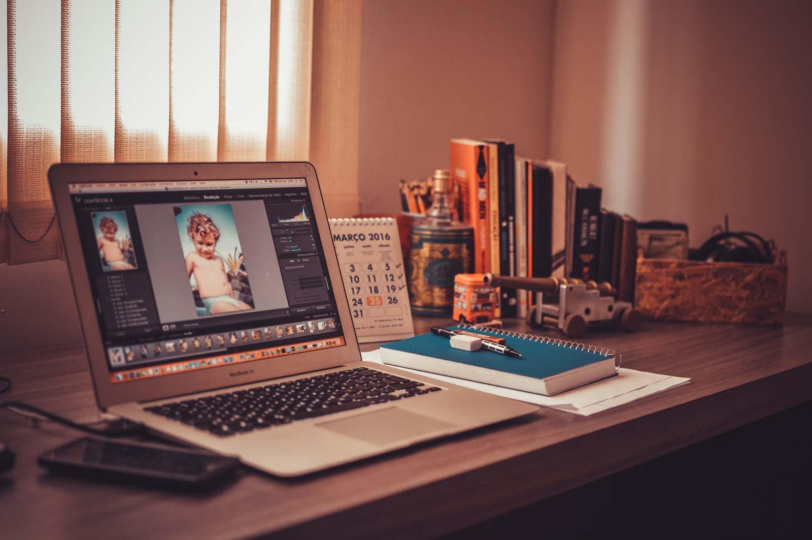 Editor de imagens
