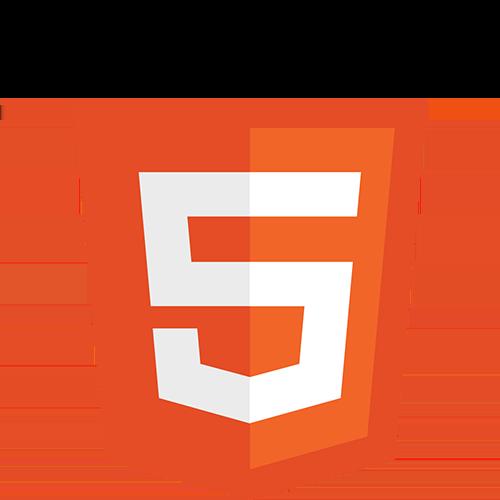 HTML icone