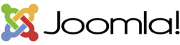 Joomla logo vertical