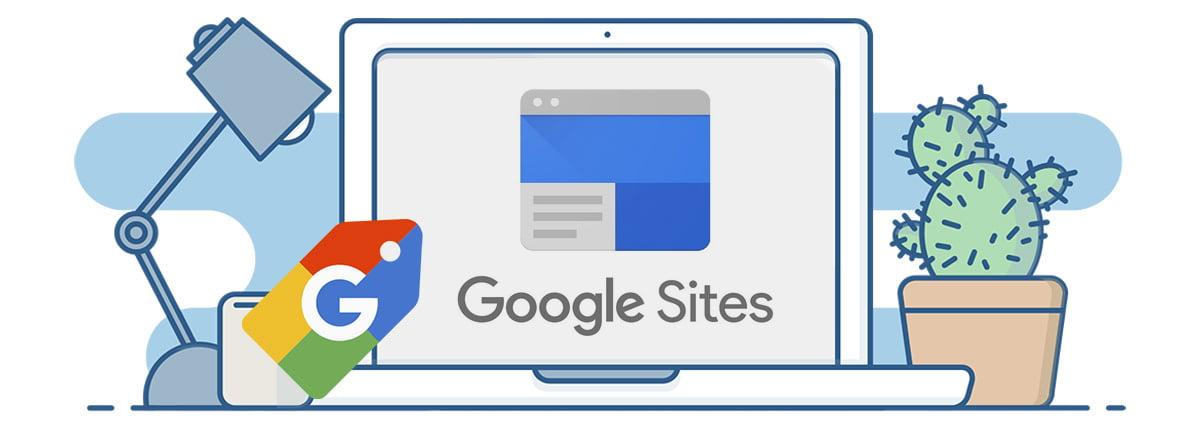 Como fazer site no Google Sites
