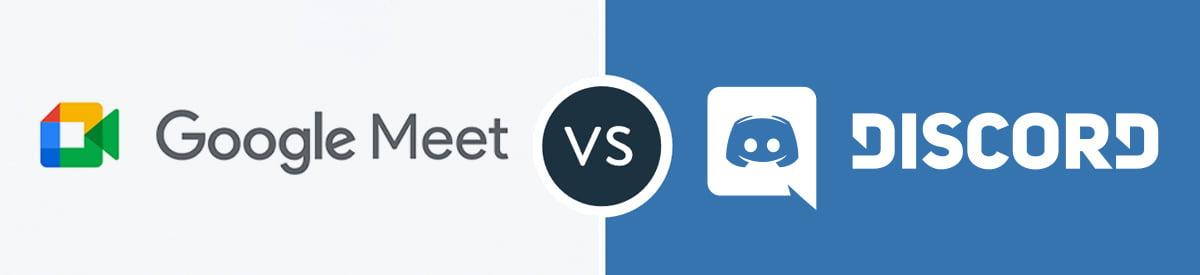 Google Meet vs Discord
