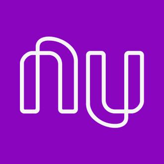 Logo banco Nubank