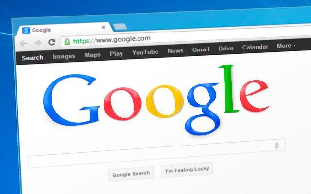 Aba do Google