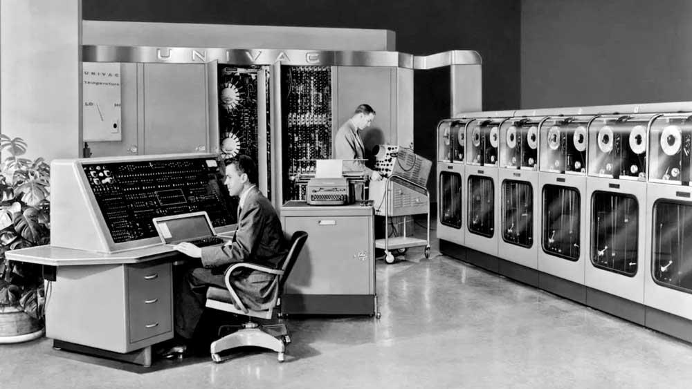 História do computador Univac
