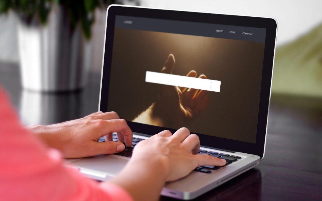 Como criar site para igreja evangélica com doação online