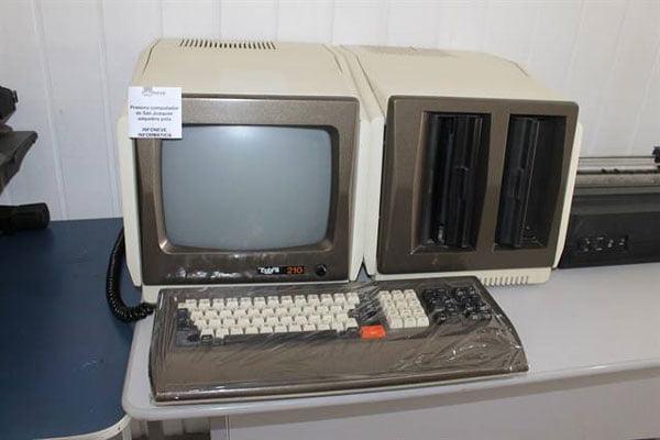 História do computador COBRA
