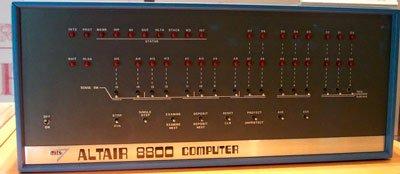 História do computador Altair