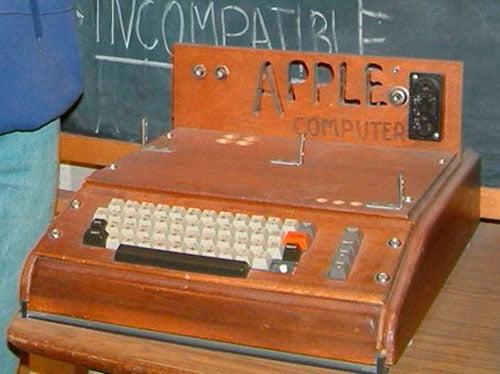História do computador Apple 1