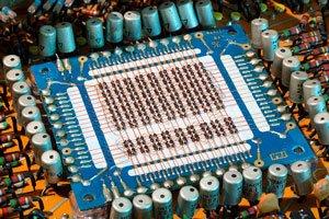História do computador memória