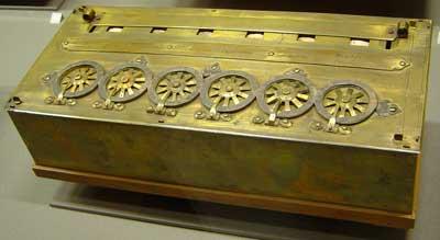 Máquina de Pascal