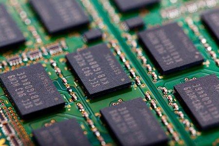 História do computador memória RAM